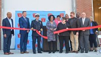 Boston opens first new firehouse in decades