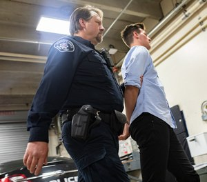 Motorola's Connected Jail solutions provide tools to keep officers safe and inmates under control. (image/Motorola Solutions)