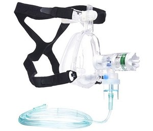 Today's CPAP devices are a fraction of the overall cost, simple in design and are entirely disposable, from the mask all the way to the oxygen connection.
