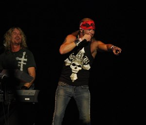 Bret Michaels said he also plans to donate to the Las Vegas Victims' Fund during his performance through his Life Rocks Foundation. (Photo/Wikimedia Commons)