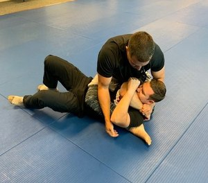 Creating partnerships with grappling academies in your area increases officer participation and interactions within the community.