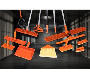 Assaults using weapons fashioned from a mop or broom handle have decreased drastically since the Western Virginia Regional Jail adopted the shank-free mops and brooms from Briarwood Products. (image/Briarwood Products)