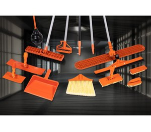 To better address the need in correctional facilities for cleaning tools that are safe but durable, Briarwood Products developed its own special safety polymer that is flexible but cannot be sharpened into a weapon.