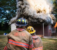 Photo of the Week: Fire behavior training in North Carolina