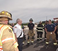The critical role of the volunteer fire chief