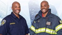Burgers, BBQ and brothers: First responder twins share love of food, public safety