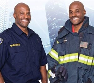 Matthew Burgess is a California law enforcement officer and Jonathan Burgess is a battalion chief for the Sacramento City Fire Department.