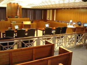 Don't forget officer presence when preparing for an appearance in court.