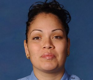 EMT Yadira Arroyo died after Jose Gonzalez allegedly ran over her with her own ambulance. (Photo/FDNY)