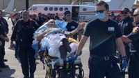 San Diego County firefighters injured while battling Dixie Fire in Northern California