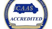 Texas EMS agency earns accreditation by CAAS