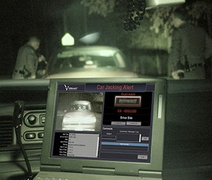 Easier data sharing, storage and management are key benefits, but fighting crime is the real purpose of license plate recognition, says Lt. Chris Morgan of the Long Beach PD. (image courtesy of Vigilant Solutions)