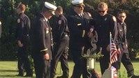 Nine SC fallen firefighters honored nine years after fatal fire