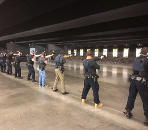 The CHP created a two-day transition training program to highlight the differences between the old and new guns. (Photo/Mike Wood)