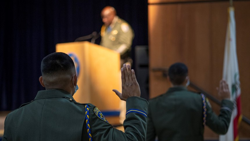 Upon graduation, the cadets are assigned to CHP Area offices throughout the state.