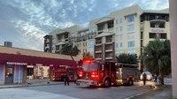 1 dead, 2 injured after Fla. rescue unit and car crash