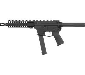 The 9mm MkGs PDW weighs about 4.9 lbs. (Photo/CMMG)