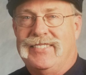 Retired Firefighter-Paramedic Paul Cary died on April 30 after contracting the virus while working as part of a FEMA response team to the COVID-19 crisis. (Photo/Ambulnz)