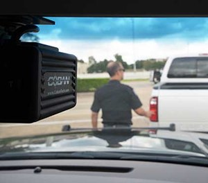 An in-camera video system can facilitate de-escalation at a traffic stop.
