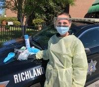 COVID-19 response: South Carolina sheriff increasing agency's visibility