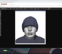 Police composite sketches & COVID-19