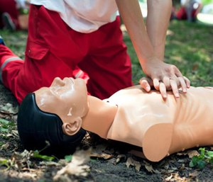 """The cliché saying """"knowledge is power"""" is essential to EMS.  (Photo/AMU)"""