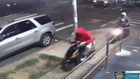 Police: 10 shot in NYC by 2 men who fled on mopeds