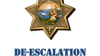 De-escalation summit results in new California POST publication