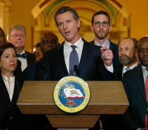 The agreement between the California Correctional Peace Officers Association and Governor Gavin Newsom's administration was reached over the weekend. It must still be ratified by a member vote on June 30.
