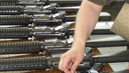 How Camcode helps law enforcement agencies track firearms