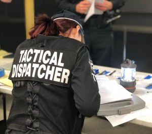 Field deployments of TERT-member tactical dispatchers to ICPs and the like range from less than 18 hours to several days.