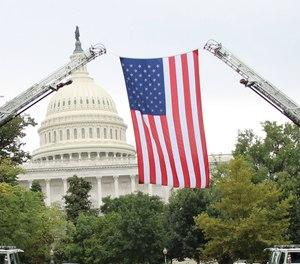 The Congressional Fire Services Institute announced this month that the annual National Fire and Emergency Services Symposium will be held virtually this year due to the COVID-19 pandemic. The online symposium is scheduled for April 27-29.
