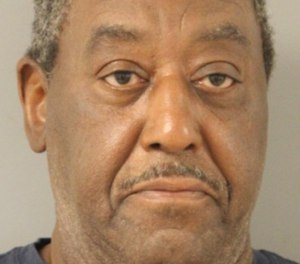 Smyrna Firefighter Elliott Glover, 69, is accused of pulling a gun on a motorist while performing fire police duties at the scene of a disabled vehicle. (Photo/Delaware State Police)