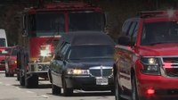 Watch: Funeral procession held for fallen LACoFD firefighter Tory Carlon