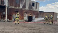 Balancing science and tactics in the volunteer fire service