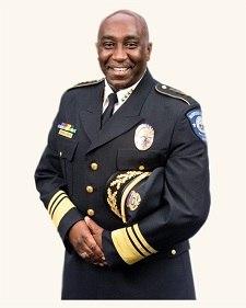Police Chief Cecil Smith.
