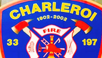 Pa. firefighter falls through floor during vacant house blaze