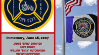 Community to gather for Charleston Nine Memorial remembrance ceremony