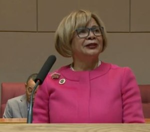 Charlotte Mayor Vi Lyles on detailed ongoing steps to protect sanitation workers against COVID-19.