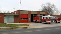 Shooting victim crashes at N.C. fire station; FFs provide aid
