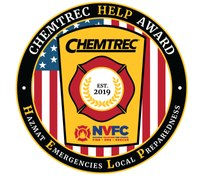 CHEMTREC grant to fund hazmat training and equipment for volunteer departments