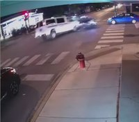 Video shows deadly Chicago police vehicle crash that injured 10 LEOs