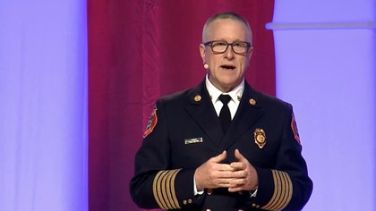 FRI Chief Chat: 'The future of the fire service is full of uncertainty, but that's OK'