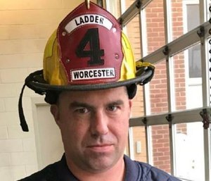 The loss of firefighter Christopher Roy was especially heart-wrenching for the Worcester Fire Department, which has a sad history of firefighter deaths in the month of December. (Photo/WFD)
