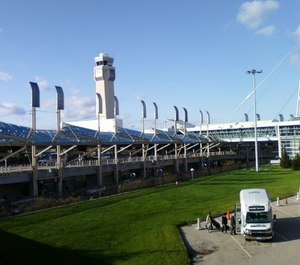 Cleveland Hopkins International Airport's fire chief was suspended without pay for being AWOL on two separate days in January.
