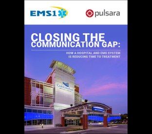 Closing the communication gap: How a hospital and EMS system is reducing time to treatment (white paper)