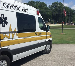 Oxford EMS will close its doors on Sept. 30 after failing to obtain a $1.5 million loan from the city to assist it with debts and other financial problems. (Photo/Oxford EMS Twitter)