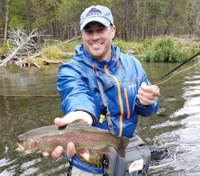 Nonprofit introduces first responders to the healing power of fly-fishing