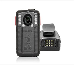 The ECHO body camera from COBAN Technologies