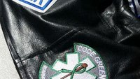 Texas motorcycle club rides for Code Green Campaign